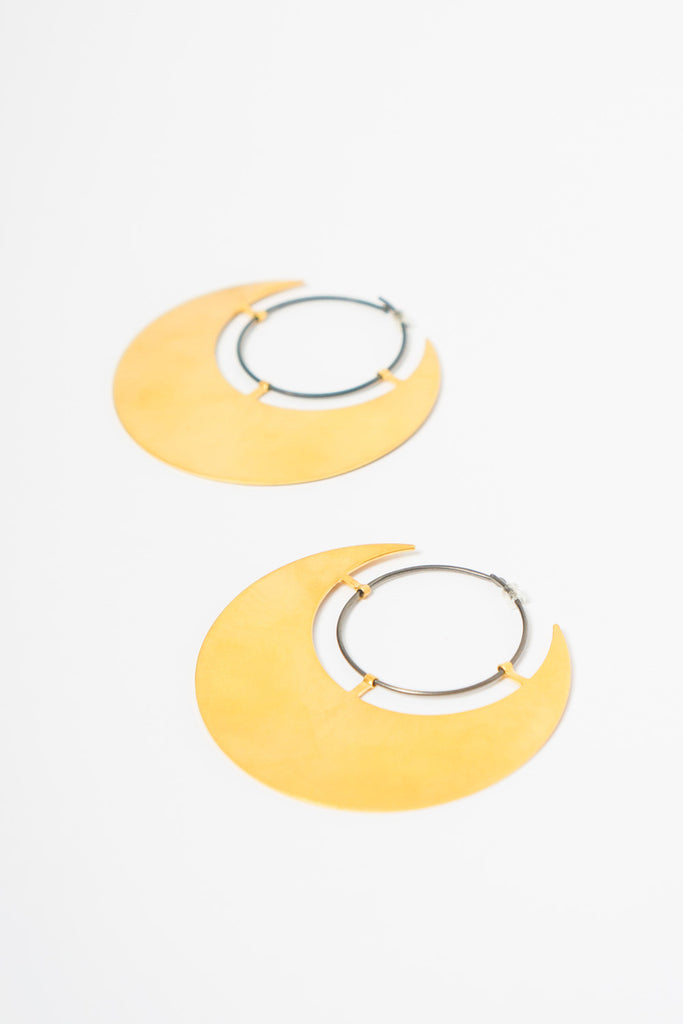 BORD DE L'EAU - ECLIPSE 4 EARRINGS - Jewellery - Ozon Boutique - 1
