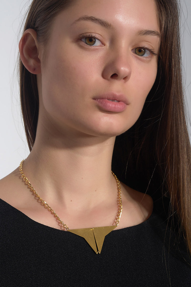 BUNNY TALES - WOLF 2 NECKLACE - Jewellery - Ozon Boutique - 1