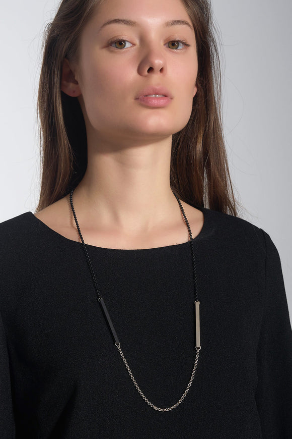 BUNNY TALES - BARA BASIC DOUBLE NECKLACE - Jewellery - Ozon Boutique