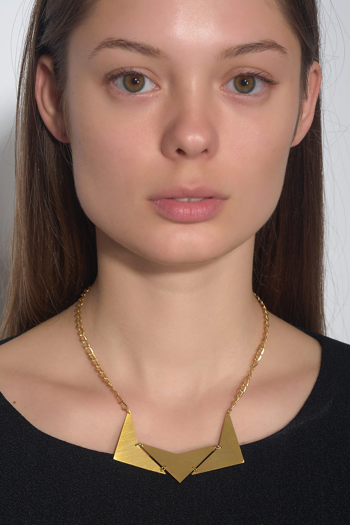 BUNNY TALES - WOLF 3 NECKLACE - Jewellery - Ozon Boutique - 1