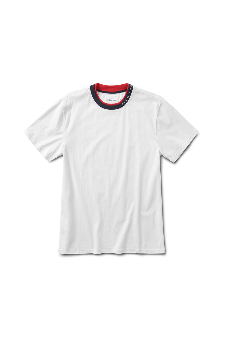 FORDHAM T-SHIRT WHITE