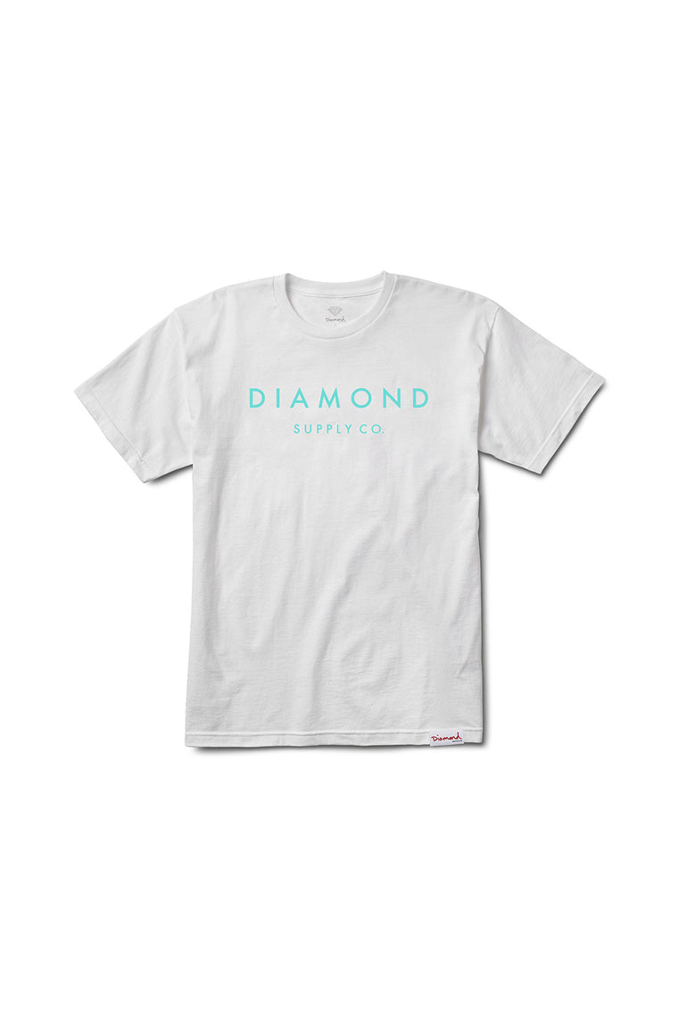 STONE CUT T-SHIRT WHITE