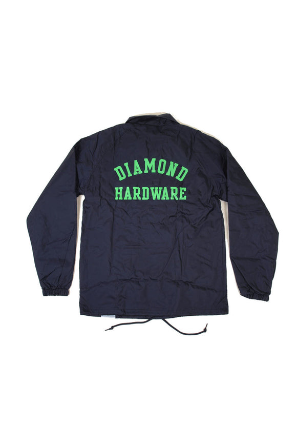 UN POLO COACHES JACKET NAVY