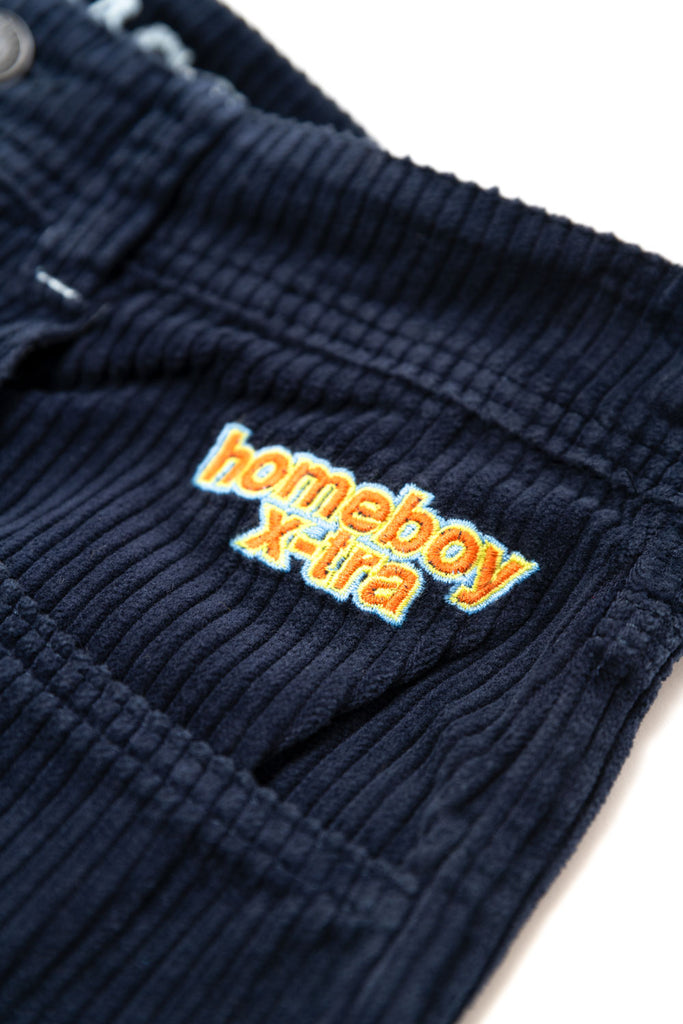 XTRA BAGGY CORD - MIDNIGHT BLUE