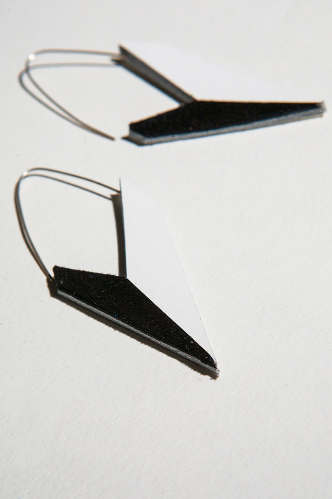 AUMORFIA - POLYGON CHECK EARRINGS - Jewellery - Ozon Boutique - 5