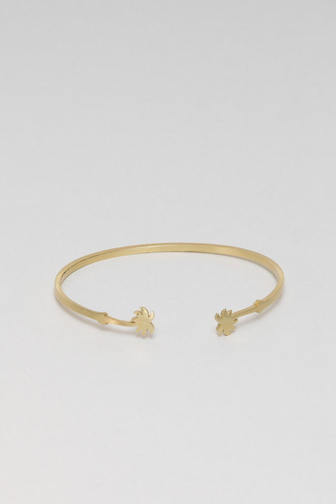 MARIA KARKANTZOU - PALM TREE CUFF BRACELET - Jewellery - Ozon Boutique - 6