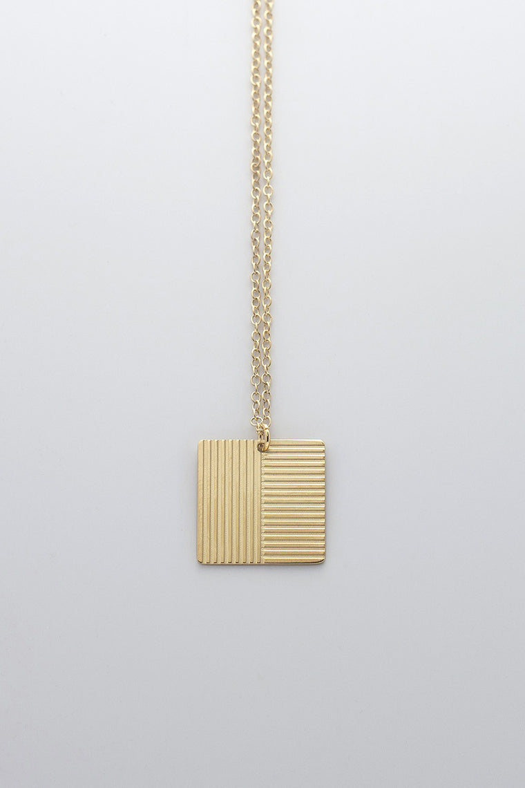 MOODLIKEME - BASIC B NECKLACE - Jewellery - Ozon Boutique - 1
