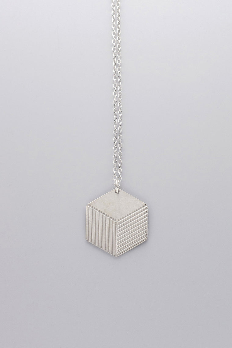 MOODLIKEME - BOX NECKLACE - Jewellery - Ozon Boutique - 1