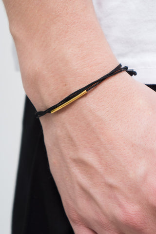 MOUTSATSOS - GOLD RAY OF LIGHT BRACELET - Jewellery - Ozon Boutique - 1