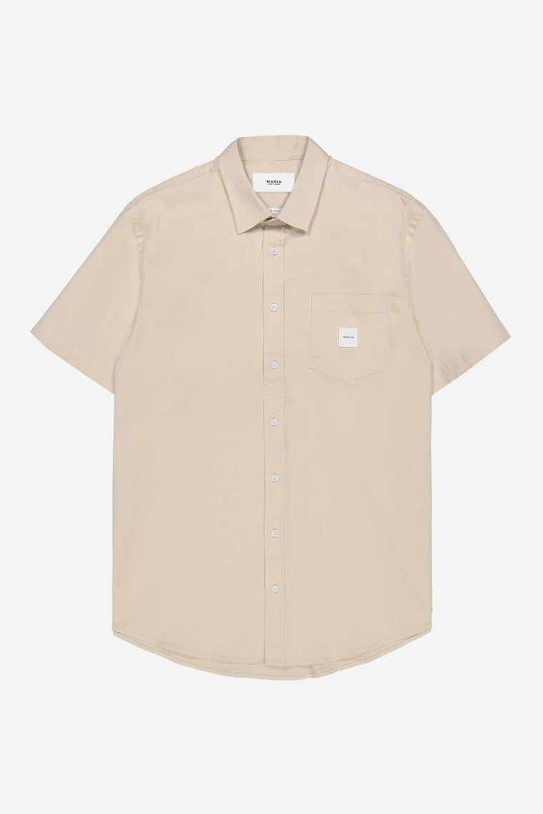 SQUARE POCKET SHIRT
