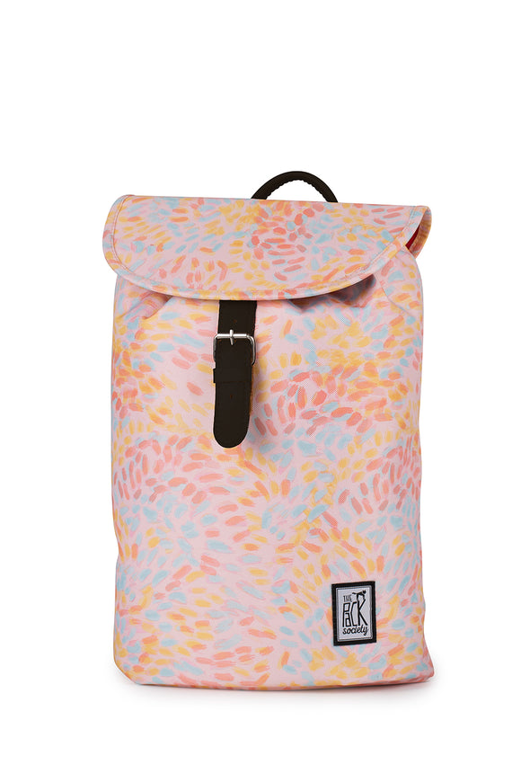MULTICOLOR BRUSH SMALL BACKPACK