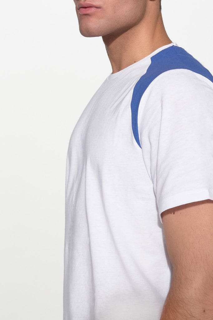 NATIVE YOUTH - SHOULDER BLOCK TEE - Men Clothing - Ozon Boutique - 2