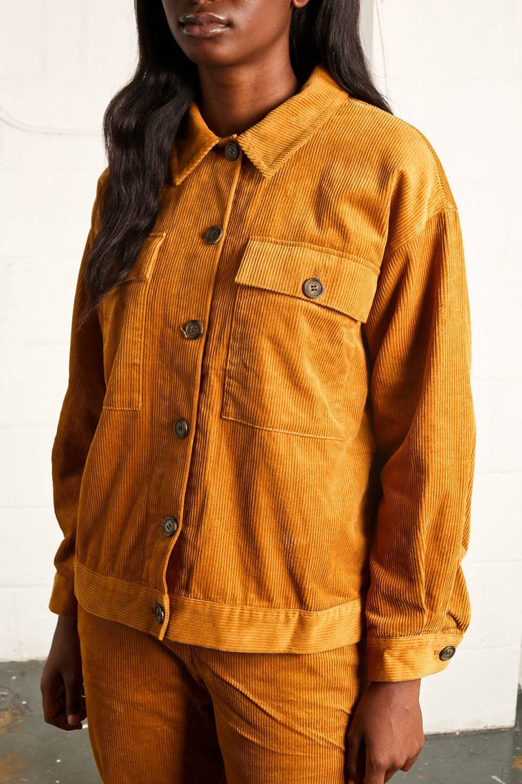 MANCHESTER CORD JACKET