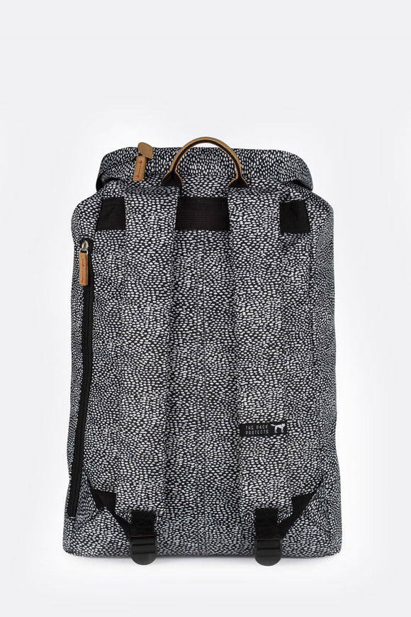 OFF WHITE BLACK DOT PREMIUM BACKPACK