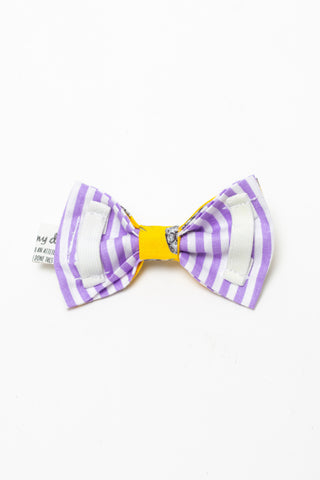 PET BOWTIES -  TROPICALIA YELLOW