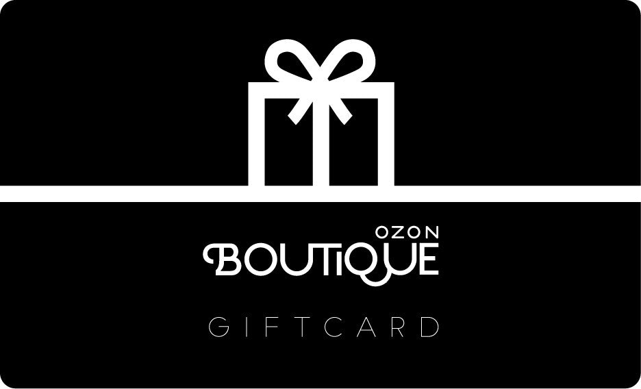 GIFT CARD - Ozon Boutique Gift Card - Gift Card - Ozon Boutique