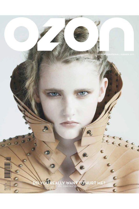 'DO YOU REALLY WANT TO HURT ME? ' INTERNATIONAL ISSUE SUMMER 2011 - Ozon Boutique