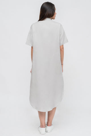IONIZED SHIRT DRESS