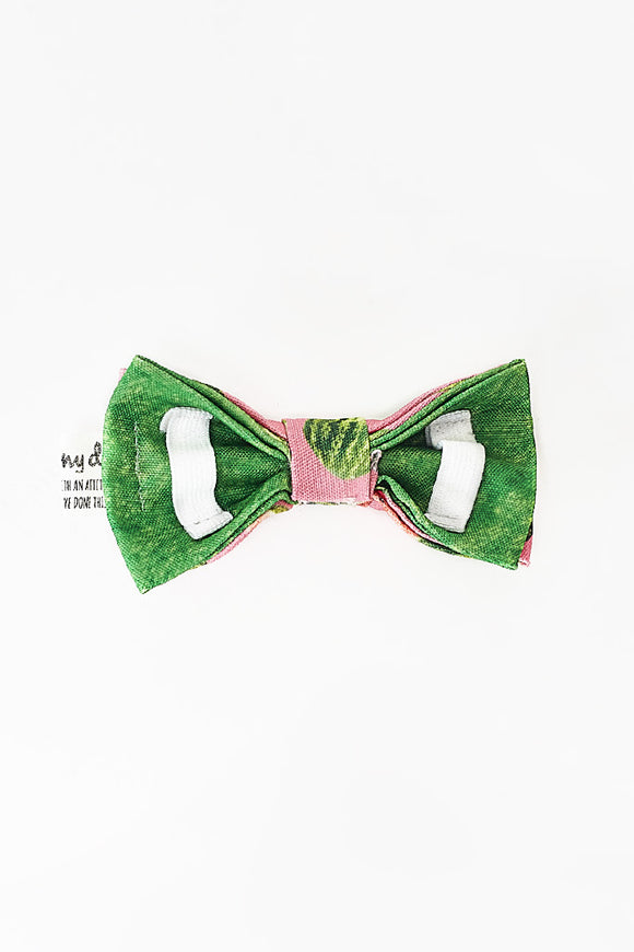 PET BOWTIES -  ONE IN A MELON
