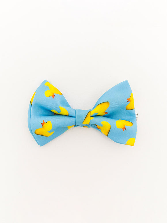 PET BOWTIES - DUCK - BLUE