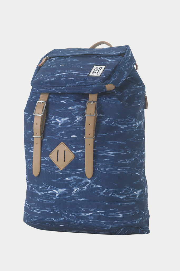 BLUE WAVES PREMIUM BACKPACK