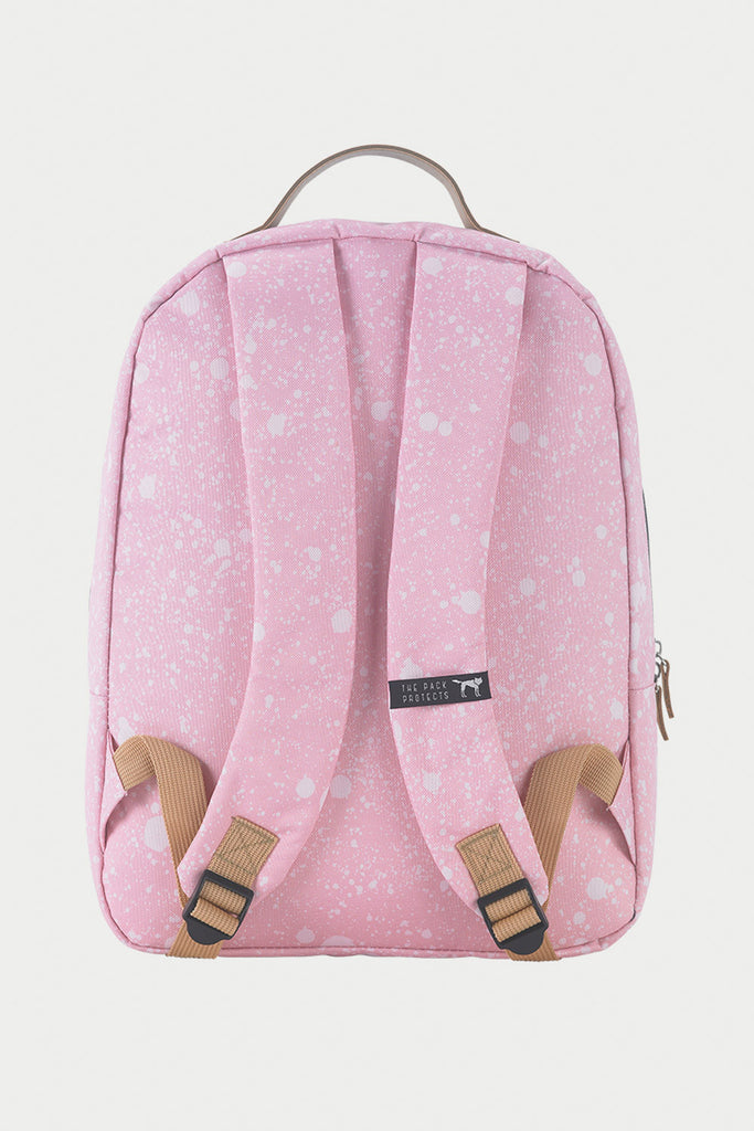 CLASSIC BACKPACK CORAL SPATTERS