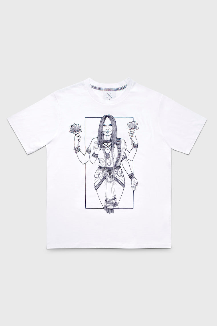 DONATELLA T-SHIRT - FRONT STAMP