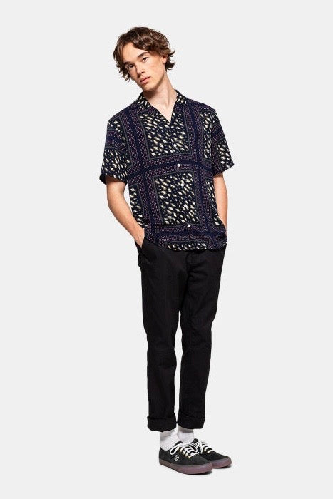ALL-OVER PRINTED SHIRT