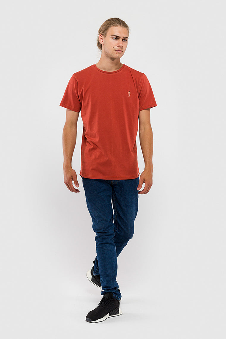 BOX ALEX T-SHIRT RED