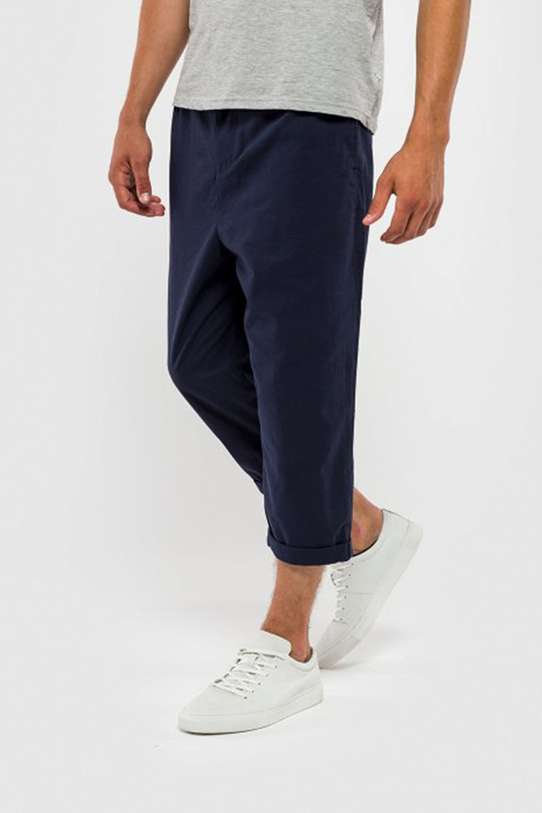 EJNER TROUSERS NAVY