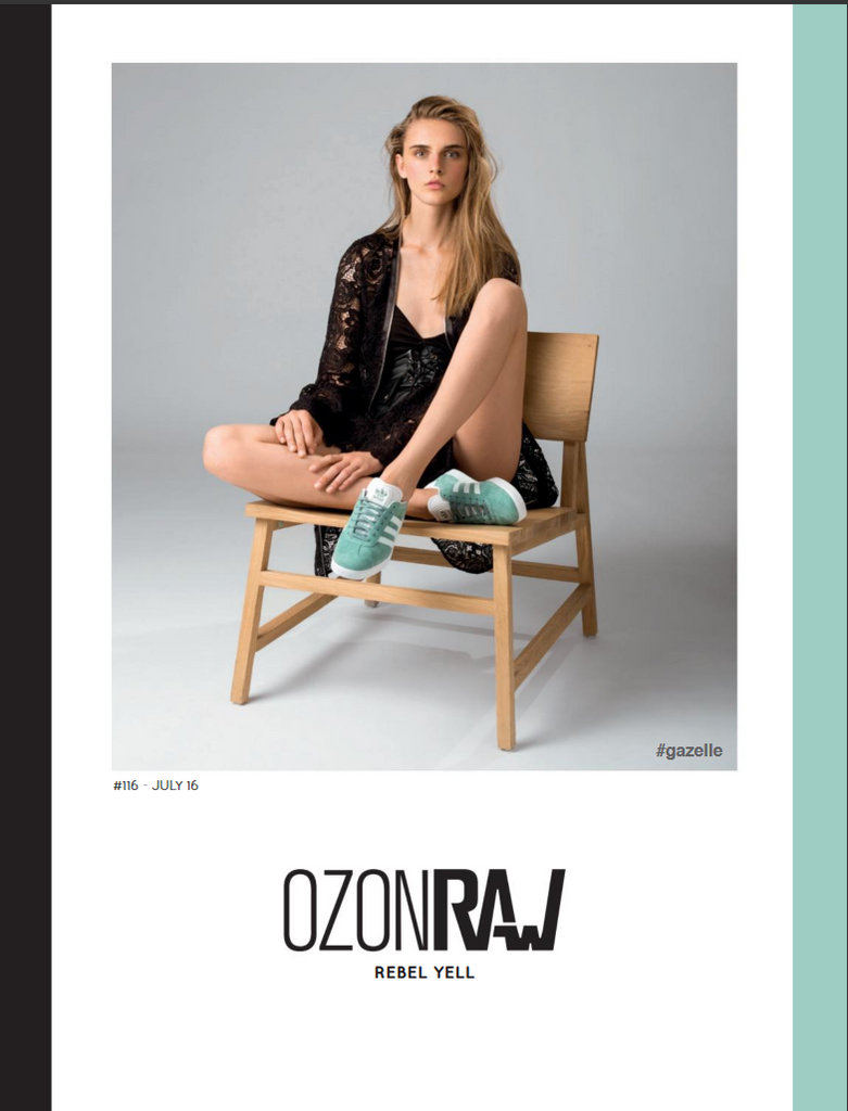 OZON RAW ISSUE BUNDLE