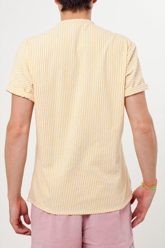THE RIVIERA SHIRT - YELLOW