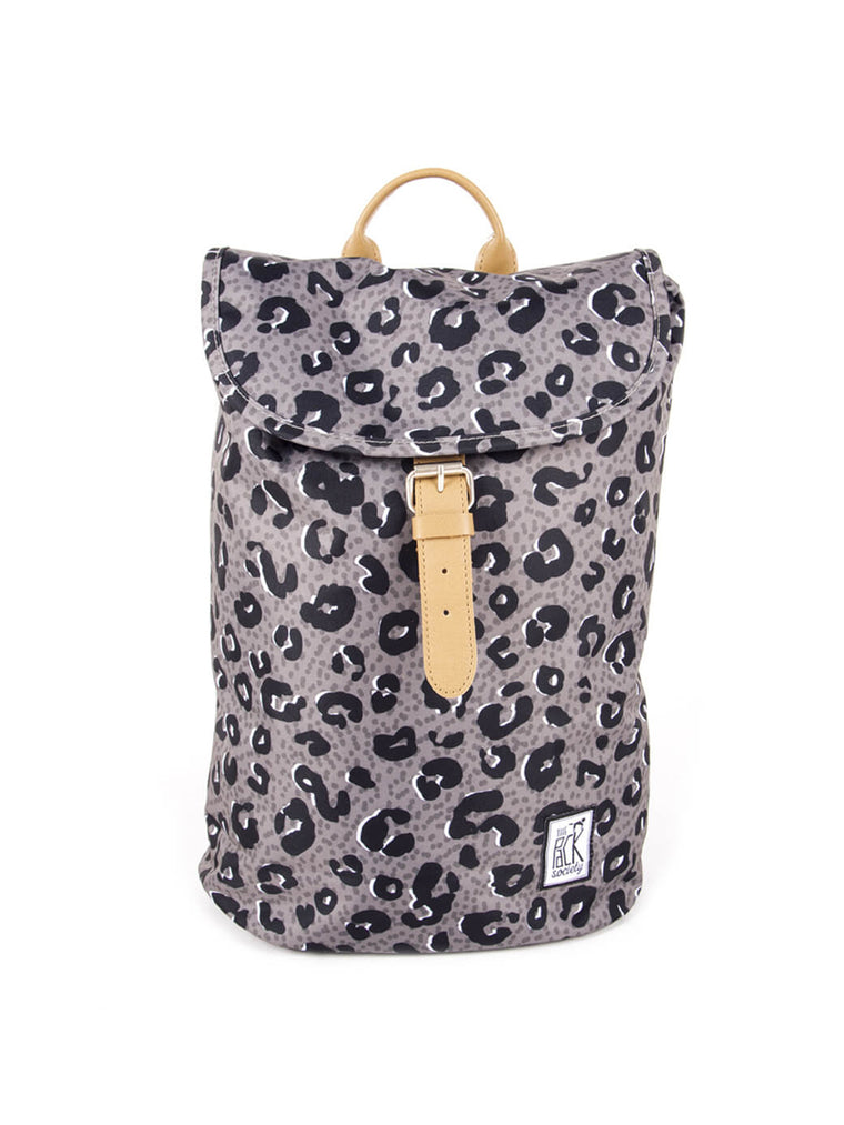 LEOPARD SMALL BACKPACK