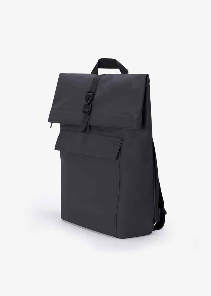JASPER BLACK BACKPACK LOTUS SERIES