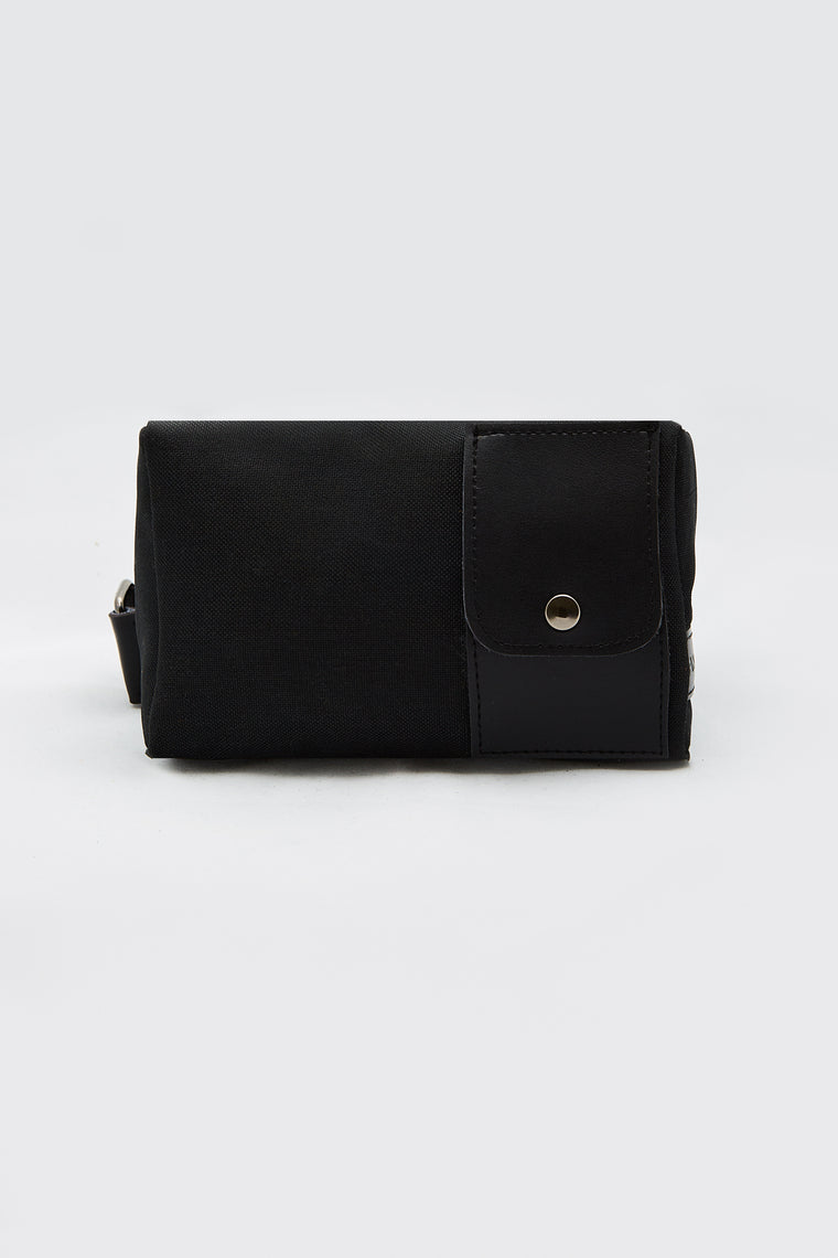B-Cell | Black Fanny Pack