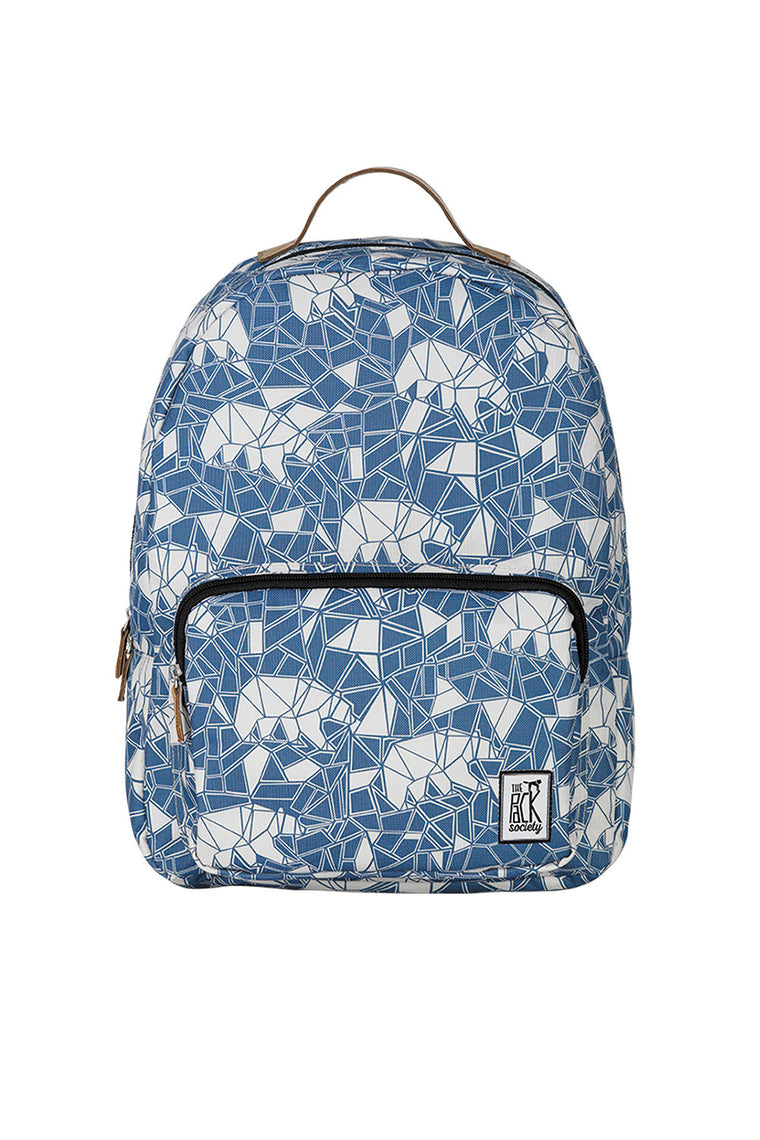 THE PACK SOCIETY - CLASSIC BACKPACK BLUE BEARS - Unisex Bags - Ozon Boutique - 1
