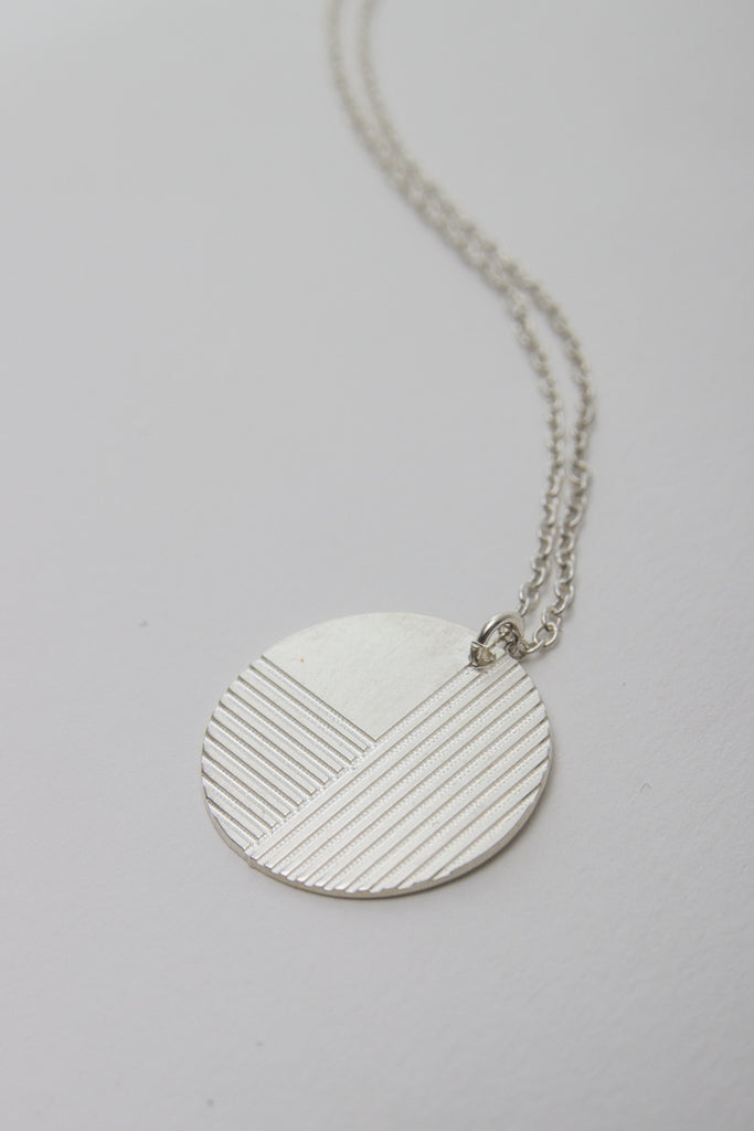 MOODLIKEME - PLATE NECKLACE - Unisex Jewellery - Ozon Boutique - 2