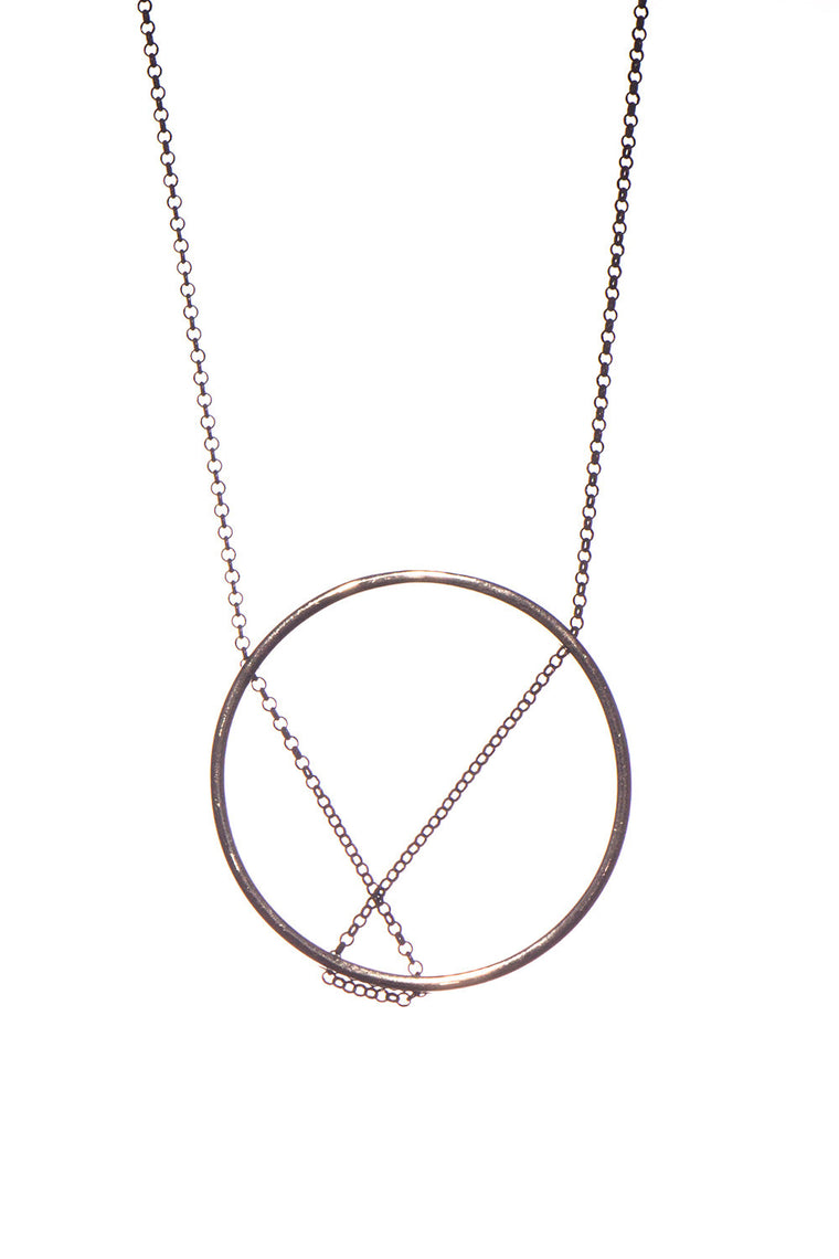 MOUTSATSOS - BIG CIRCLE - Jewellery - Ozon Boutique - 1