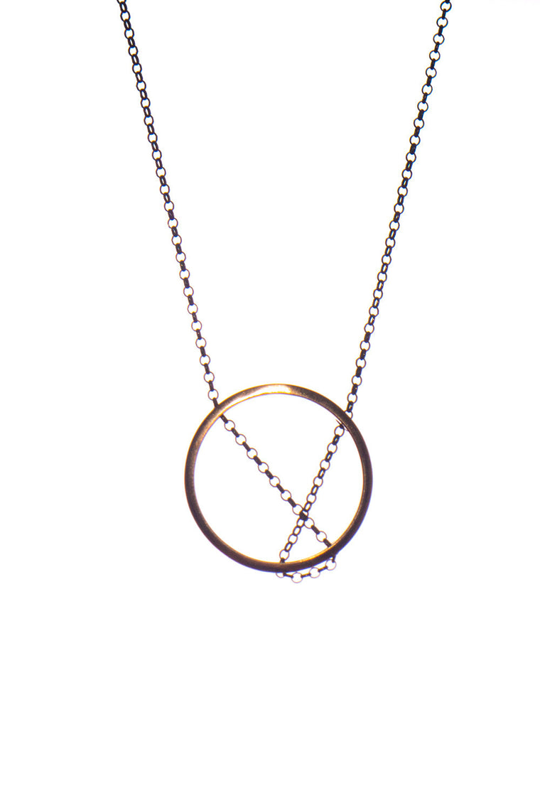 MOUTSATSOS - SMALL CIRCLE - Jewellery - Ozon Boutique - 1