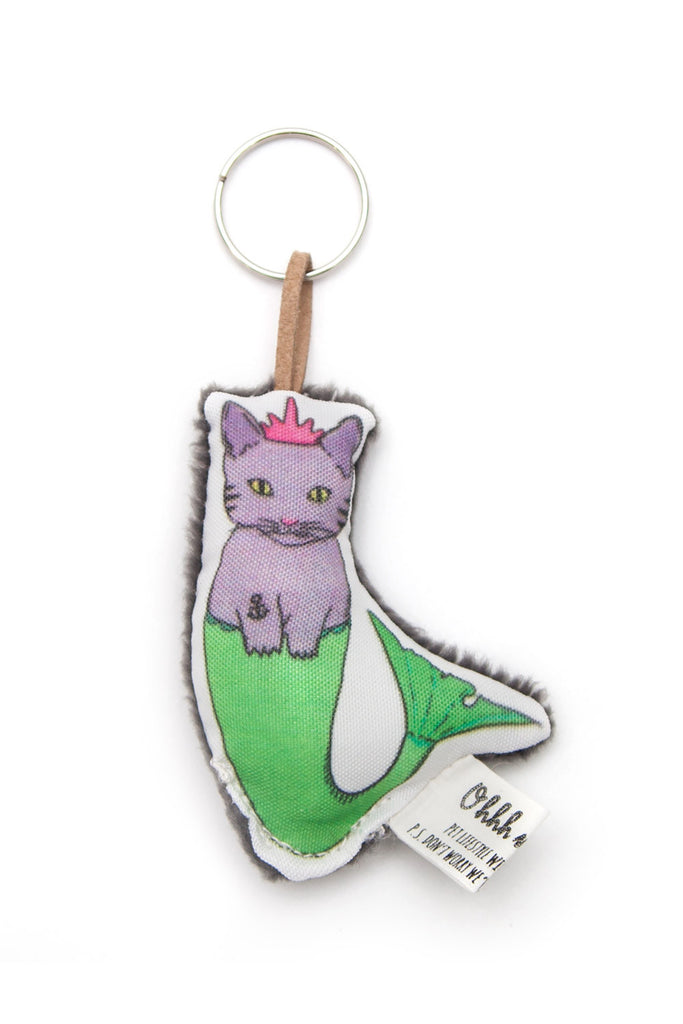 OHHH MY DOG - MISSY THE MERMAID KEYRING - Pet Accessories - Ozon Boutique