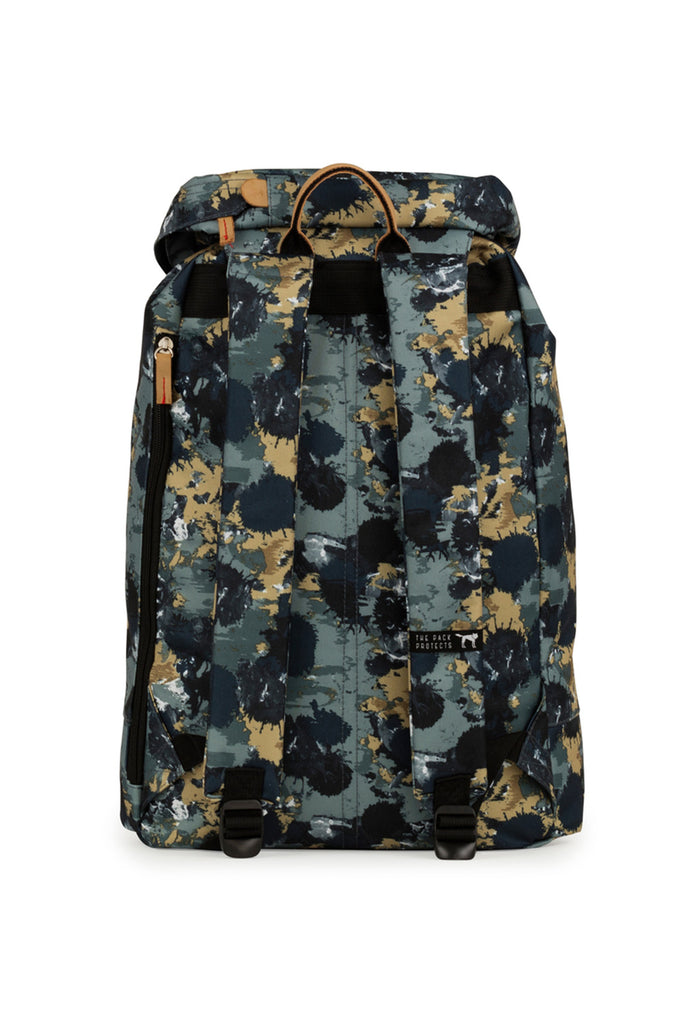 CAMO PREMIUM BACKPACK