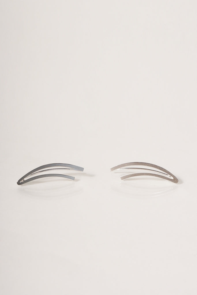TOTHEMETAL - TWO LINES EAR PIN - Jewellery - Ozon Boutique - 3