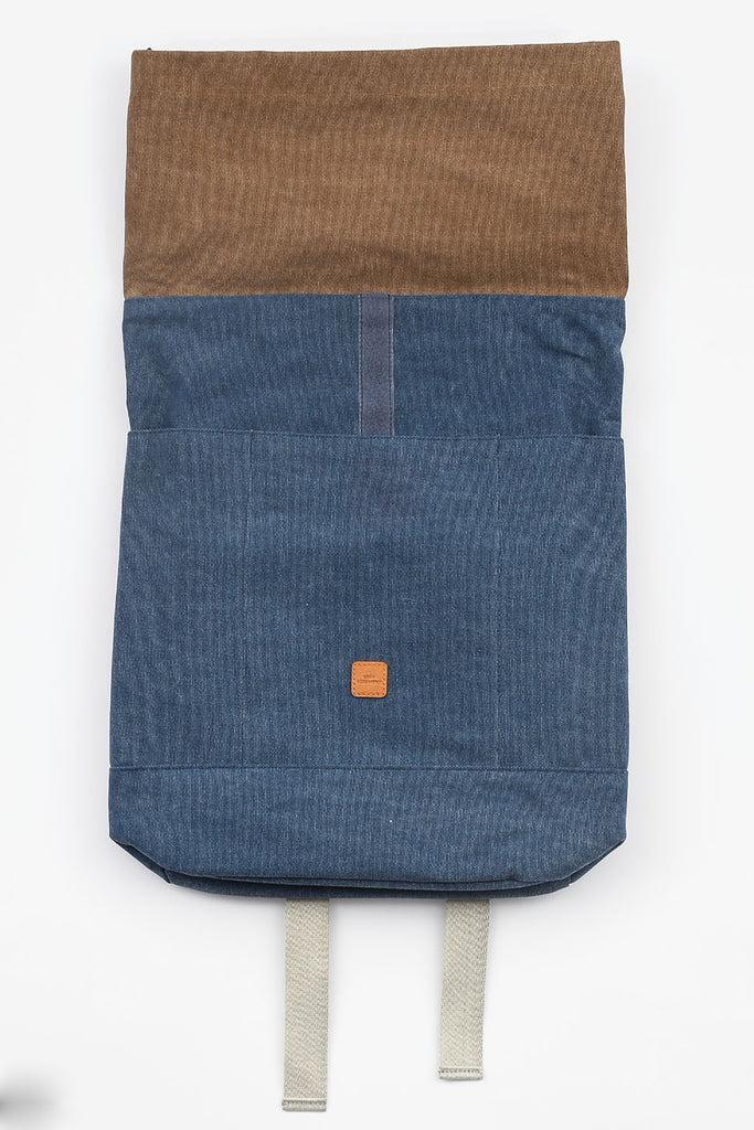 NAVY \ SAND HAJO BACKPACK ORIGINAL SERIES