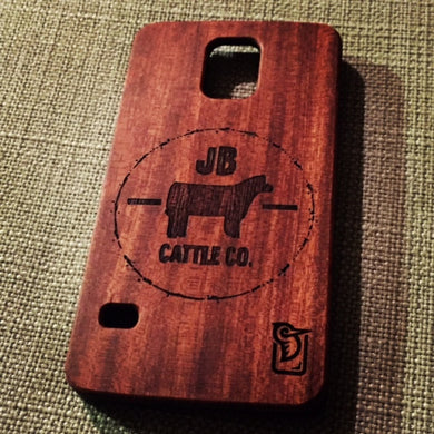 Samsung Woody Collection | Custom Engraving