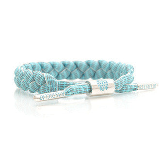 Braided Shoelace Bracelet: Hornet - Haberdasher - Clothing Boutique