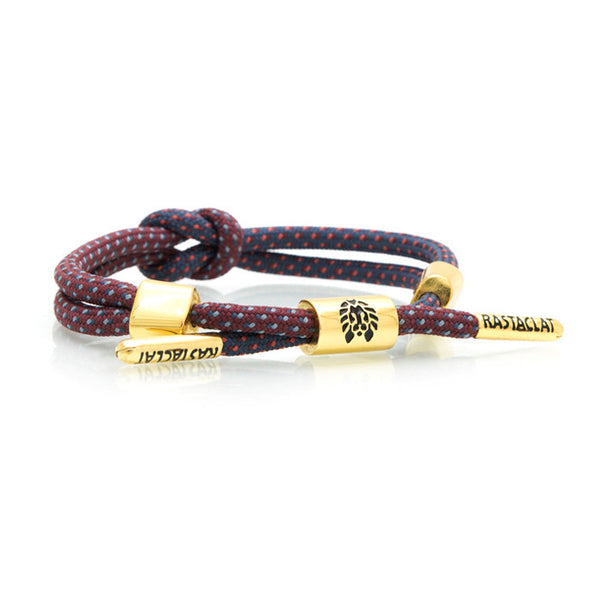 Rope Bracelet: Persistence - Haberdasher - Clothing Boutique