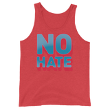 """No Hate"" Tank (Blue)"