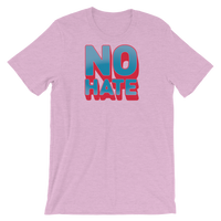"""No Hate"" T-Shirt (Blue)"