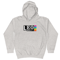Colors of LEO Kids Hoodies