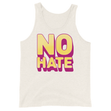 """No Hate"" Tank (Yellow)"
